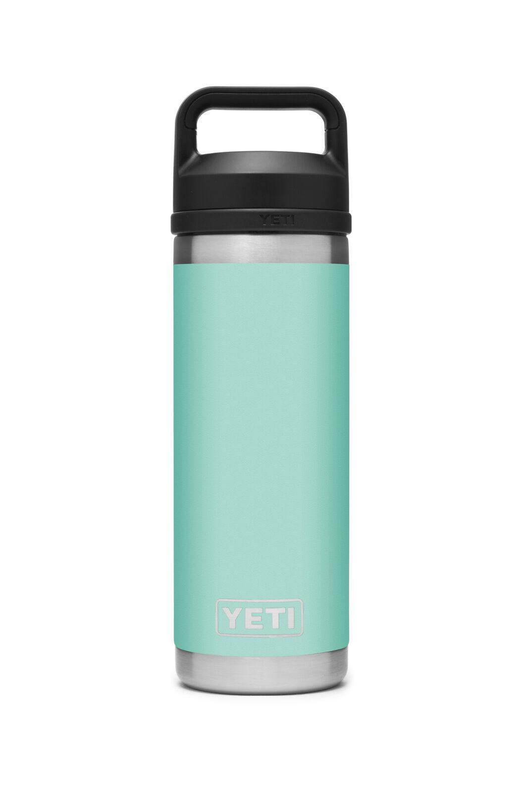 YETI® Rambler Bottle — 18oz, SEAFOAM, hi-res
