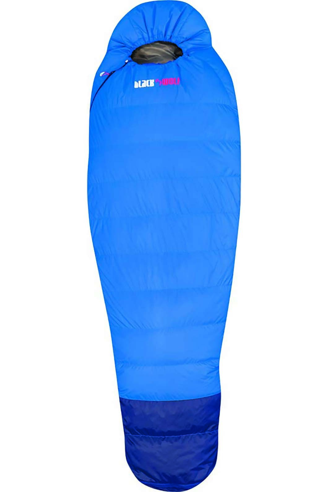BlackWolf Hiker 500 Sleeping Bag, None, hi-res