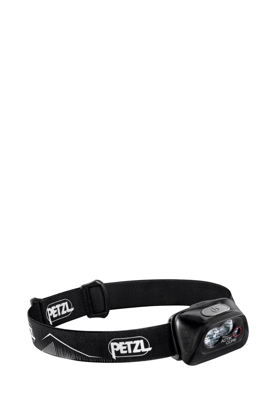 Petzl Actik Core Head Torch, Black, hi-res