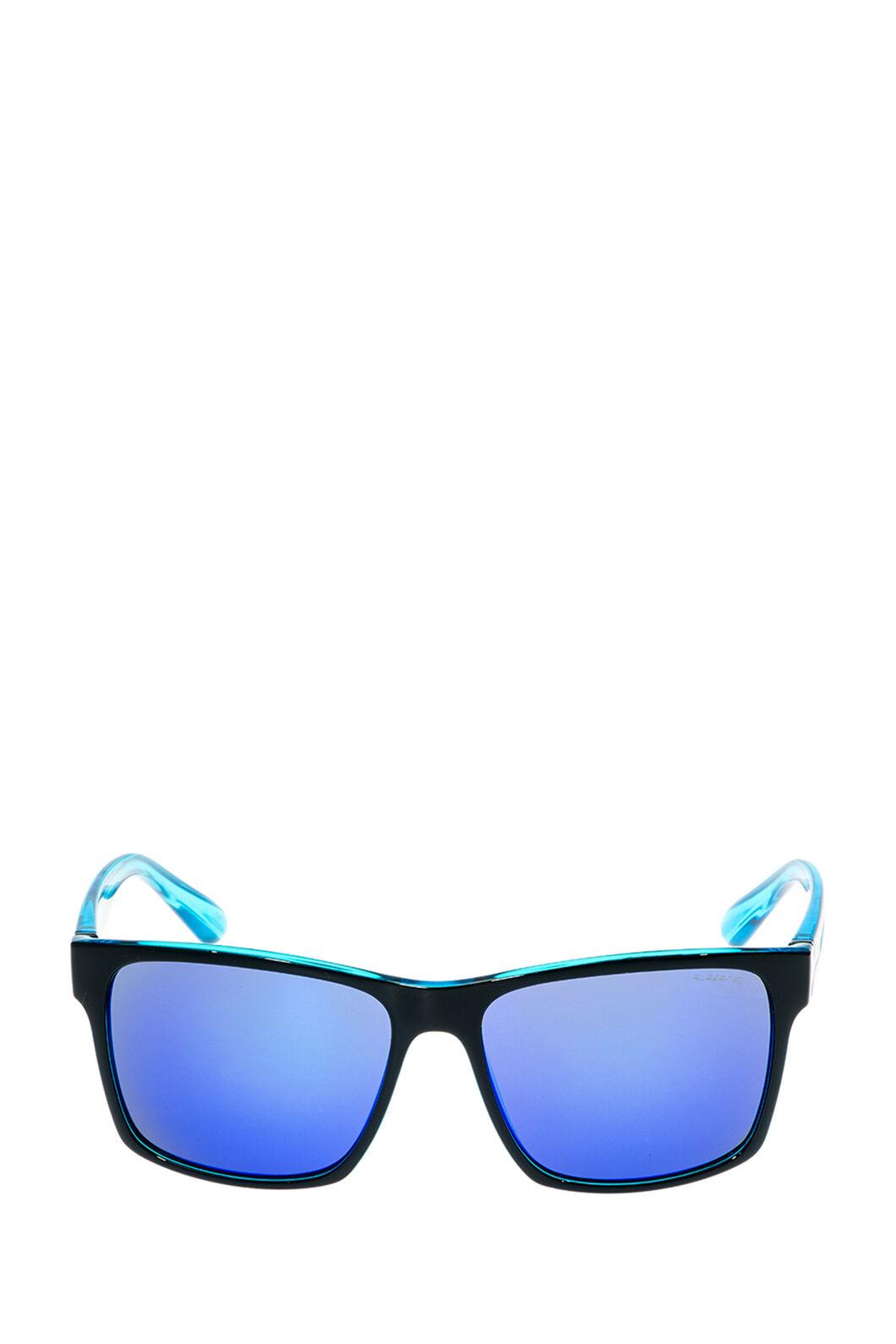 Liive Vision Kerrbox Mirror Sunglasses, Xtal Neon Black, hi-res