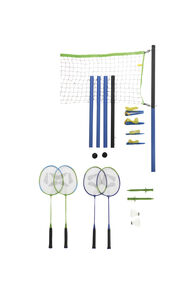 Verao Portable Badminton Set — Four Player, None, hi-res