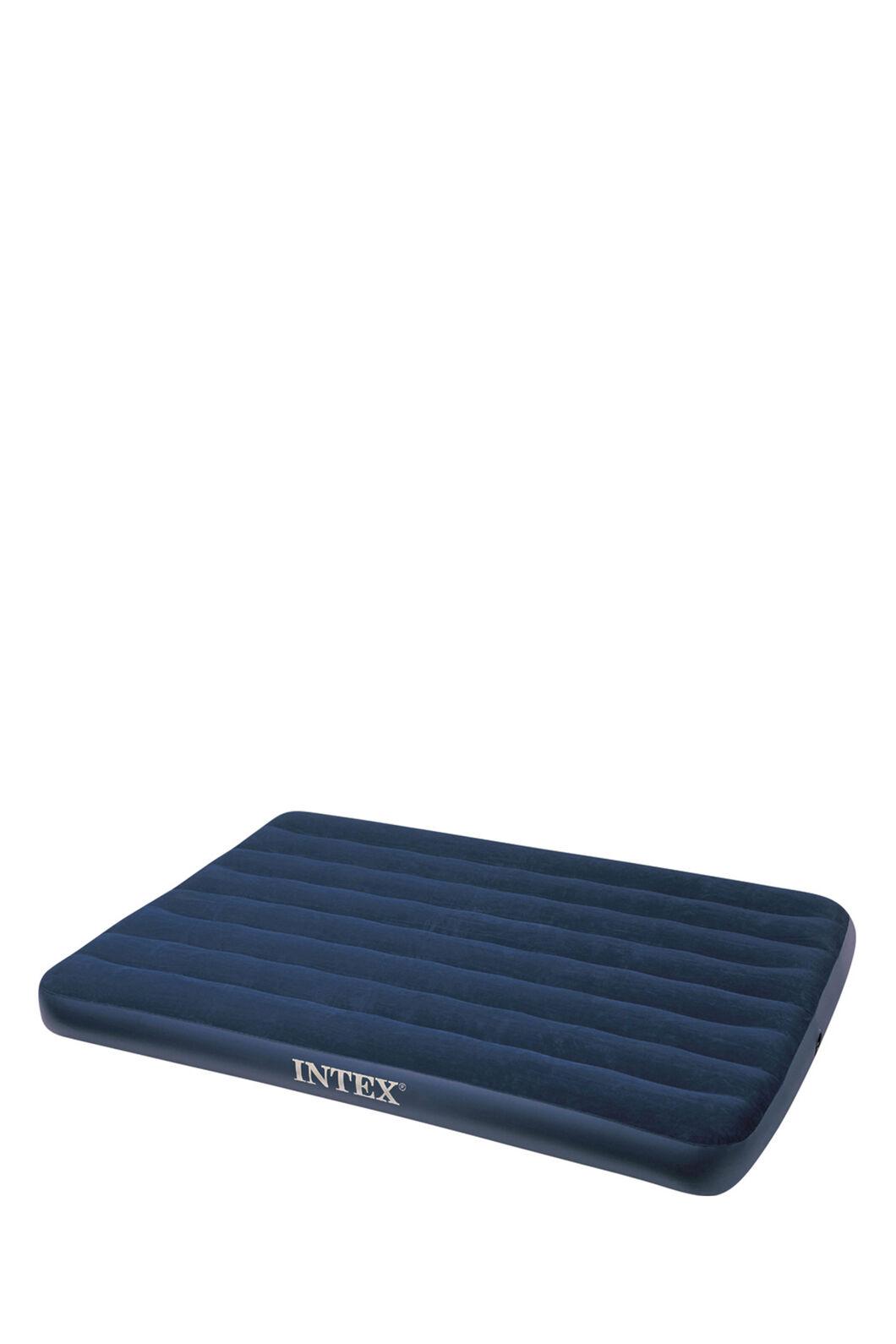 Intex Double Downy Air Bed, None, hi-res