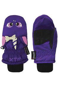 XTM Kids' Puppet Mitt Gloves Unicorn, Lilac, hi-res