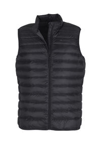 Uber Light Down Vest - Men's, Black, hi-res