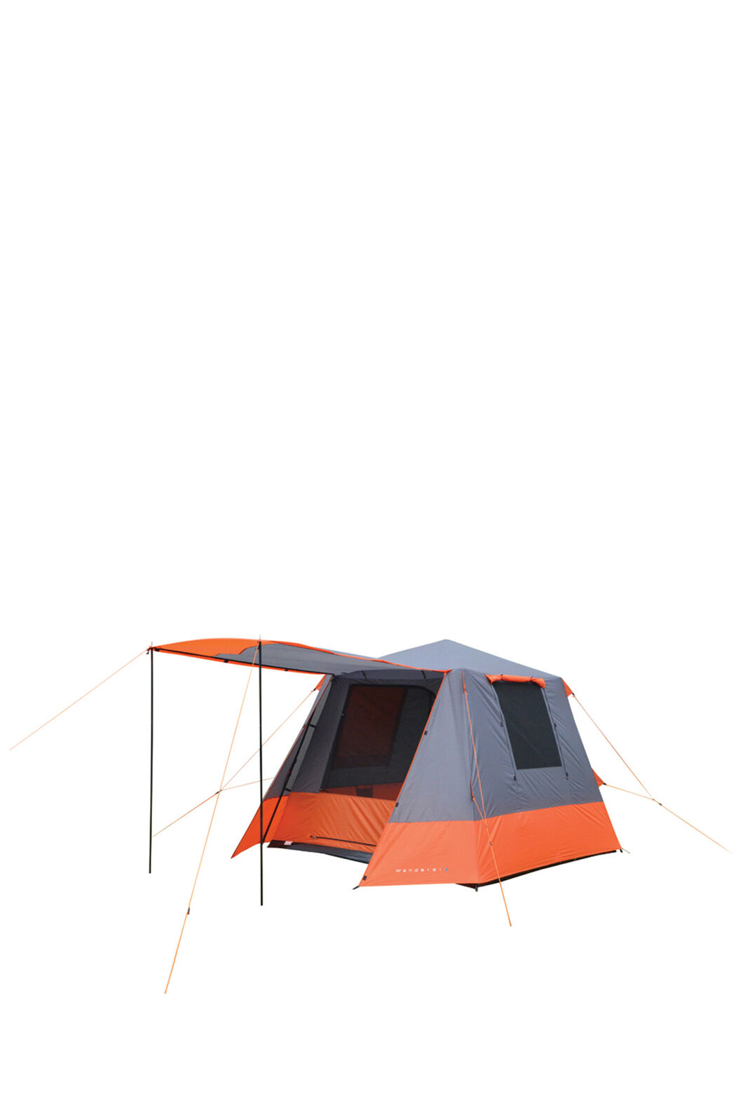 Wanderer Gibson Instant 4P Tent 4 Person, None, hi-res
