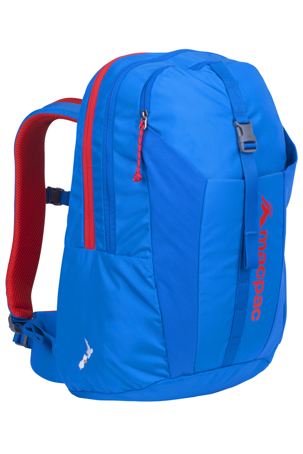 Macpac Summit Ridge 22L Daypack - Kids', Victoria Blue, hi-res