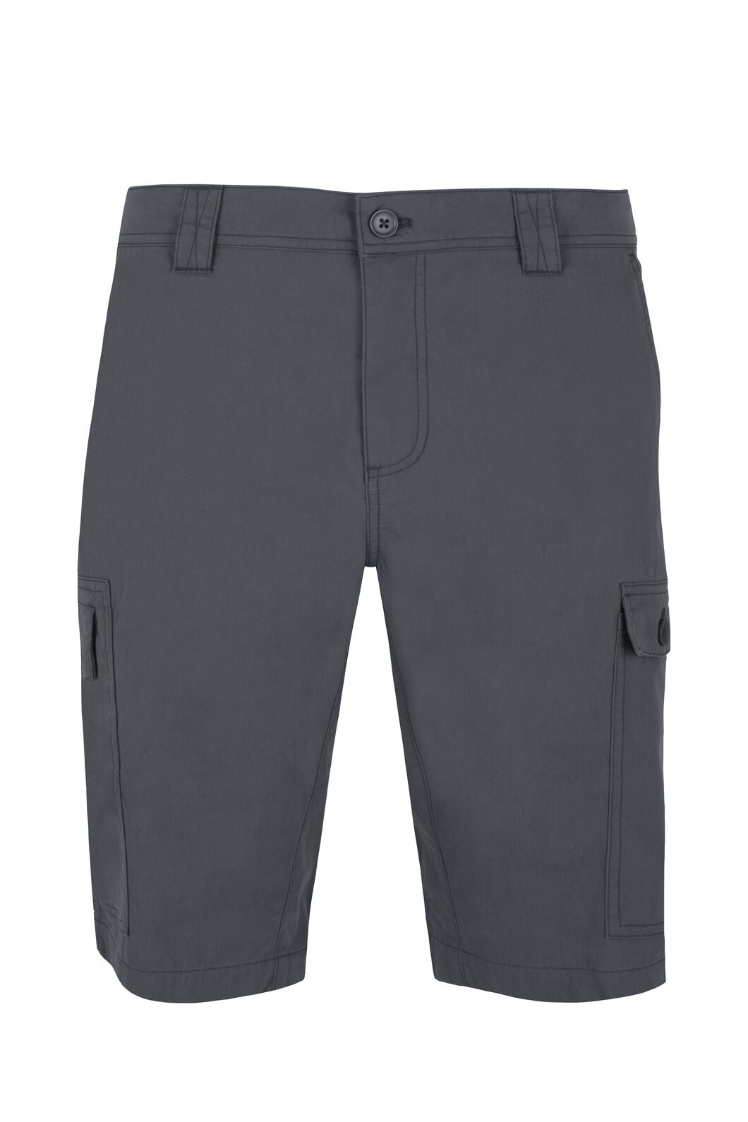 Macpac Matrix Shorts - Men's, Iron Gate, hi-res