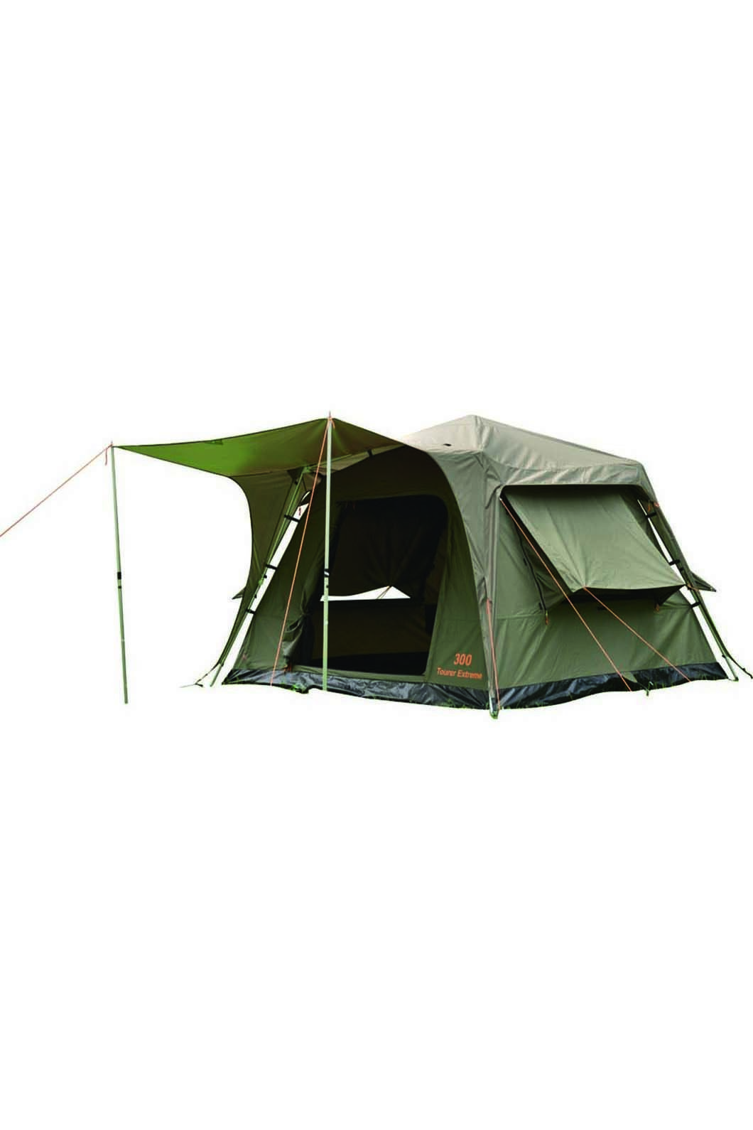 Wanderer Tourer Extreme 300 5 Person Touring Tent, None, hi-res