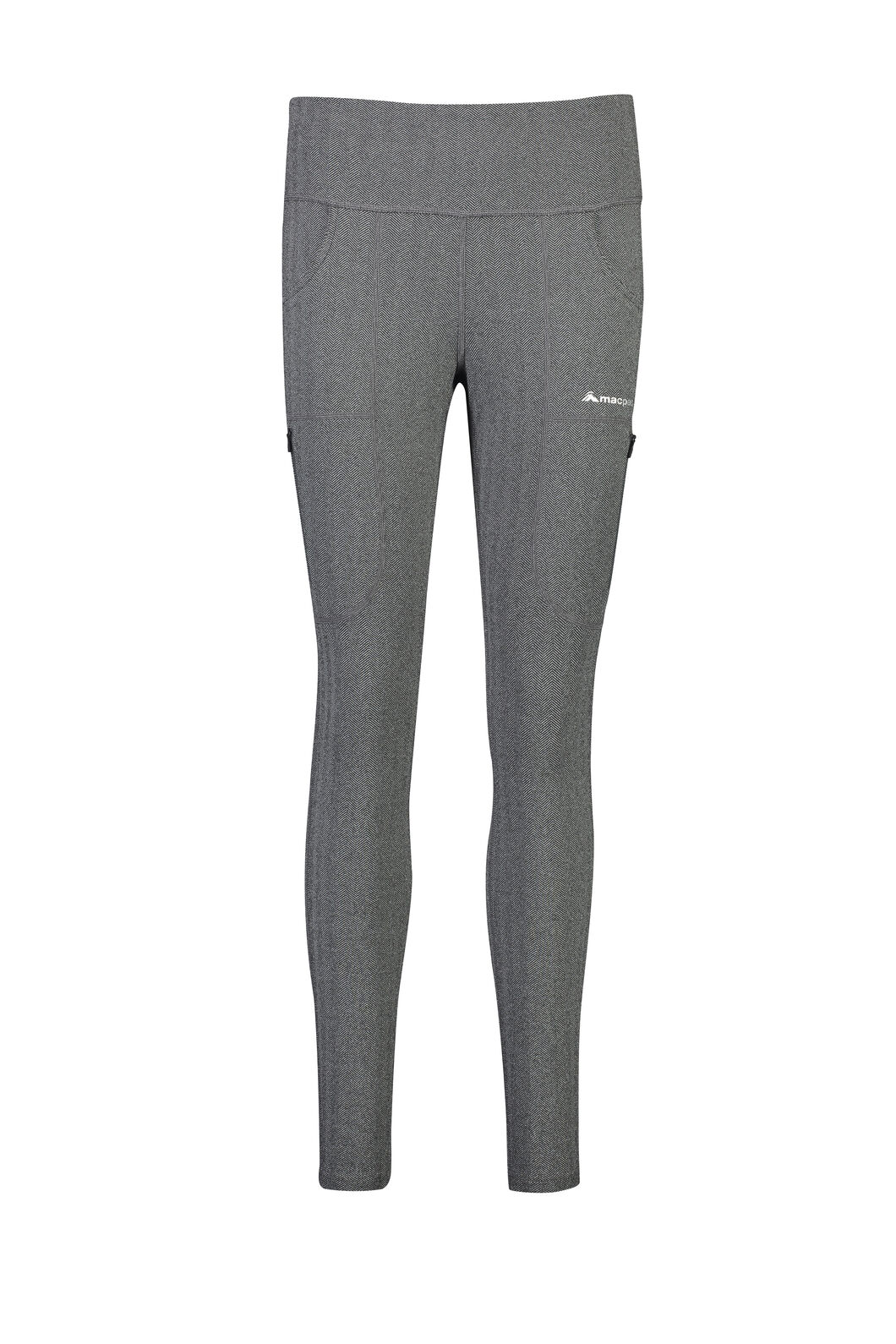 Macpac Wander Tights — Women's, Chariak, hi-res