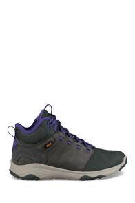 Teva Arrowood Venture WP Hiking Shoes — Women's, Dark Grey, hi-res
