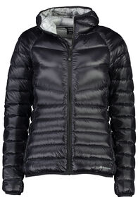 Macpac Mercury Down Jacket - Women's, Black, hi-res