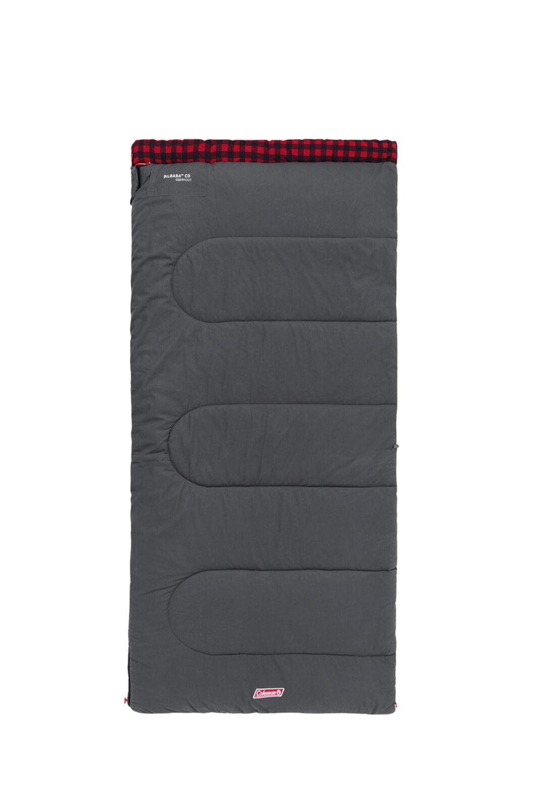 Coleman Pilbara Tall Camper Sleeping Bag, None, hi-res