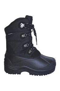 XTM Men's Bolt Snow Boots, Black, hi-res