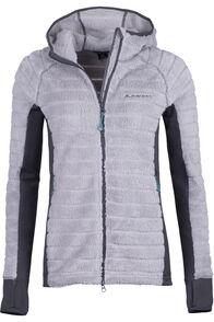 Tempest Hooded Polartec® Fleece Jacket - Women's, Alloy/Asphalt, hi-res