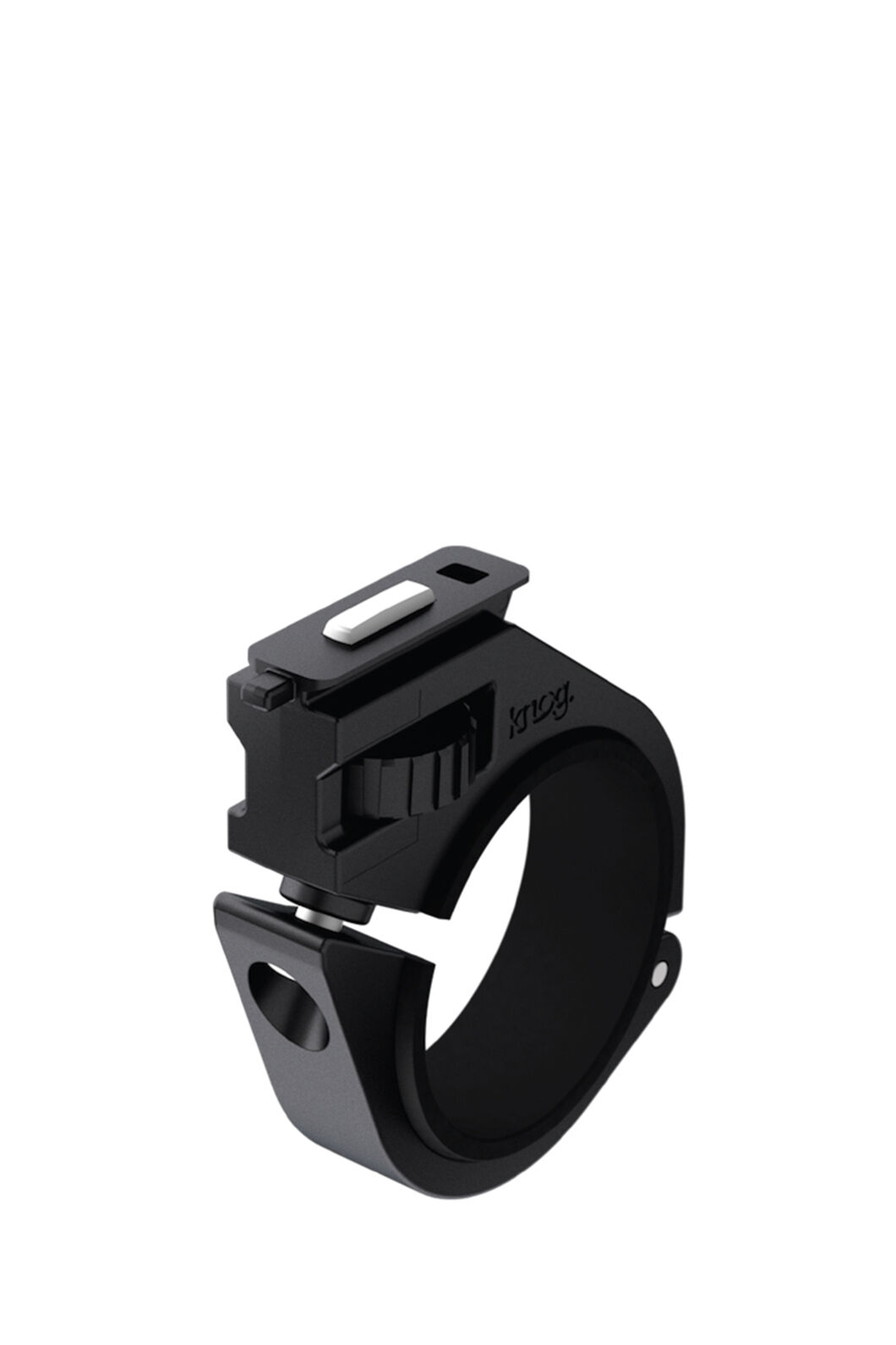 Knog PWR Large Bar Mount, Black, hi-res