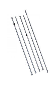 COI Leisure Side Rail Adjustable 275cm Tent Pole, None, hi-res