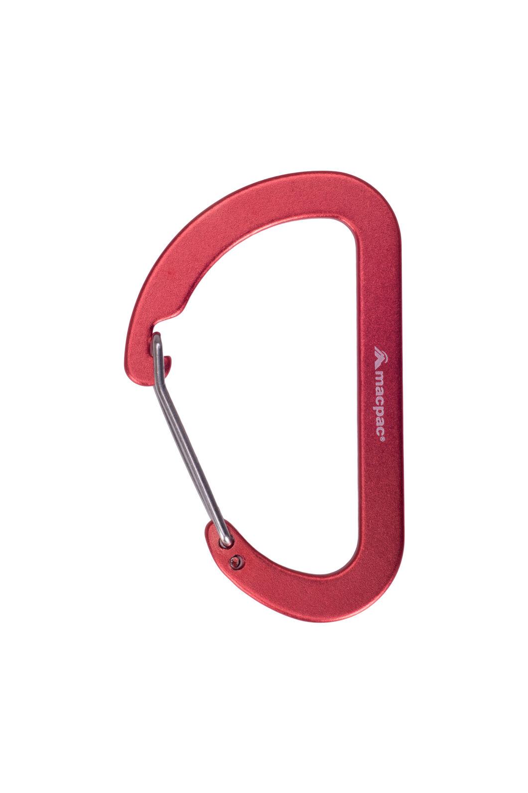 Macpac Mini Biner Medium, Red, hi-res