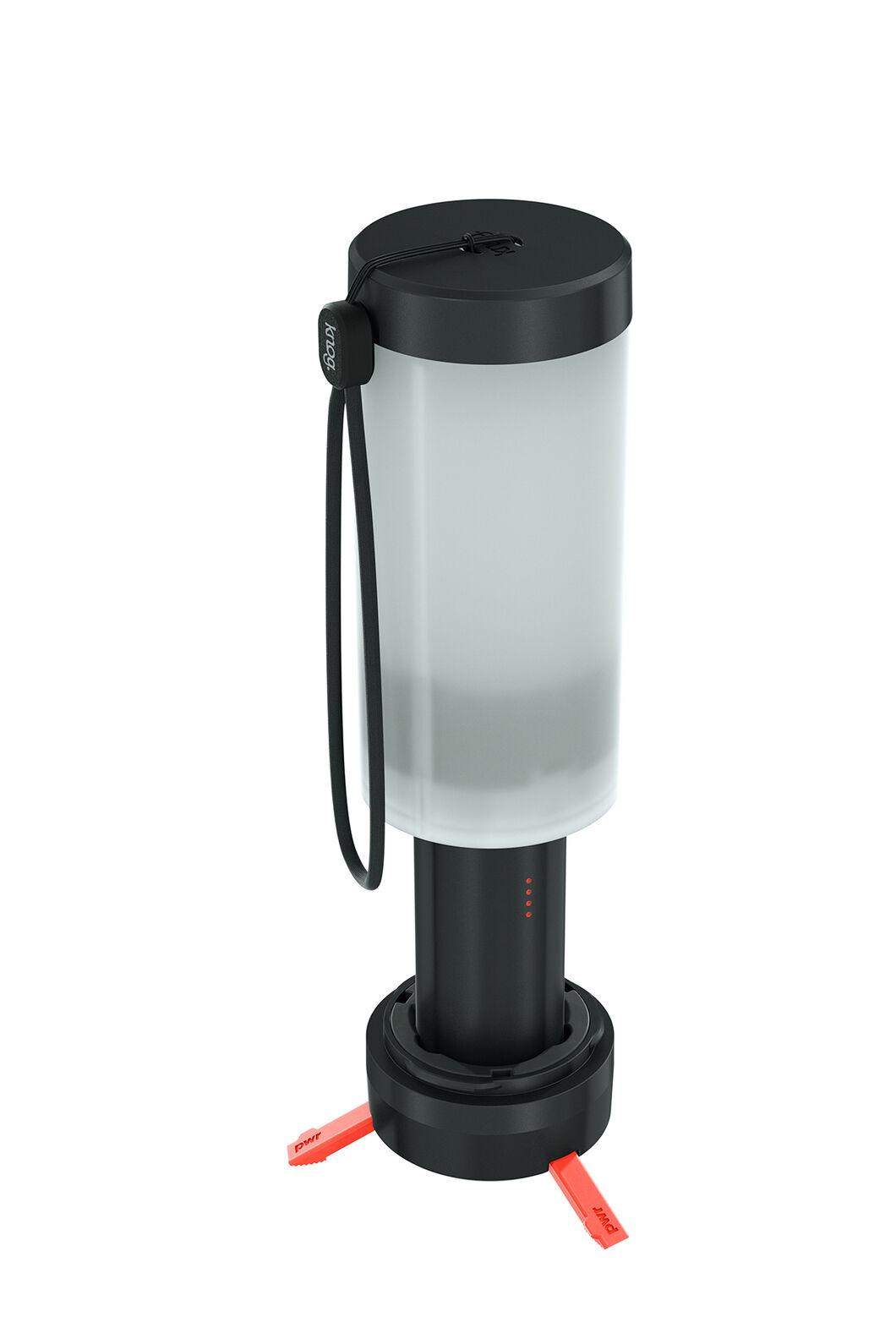 Knog PWR Lantern 300 Lumen — Skin Only, Black, hi-res
