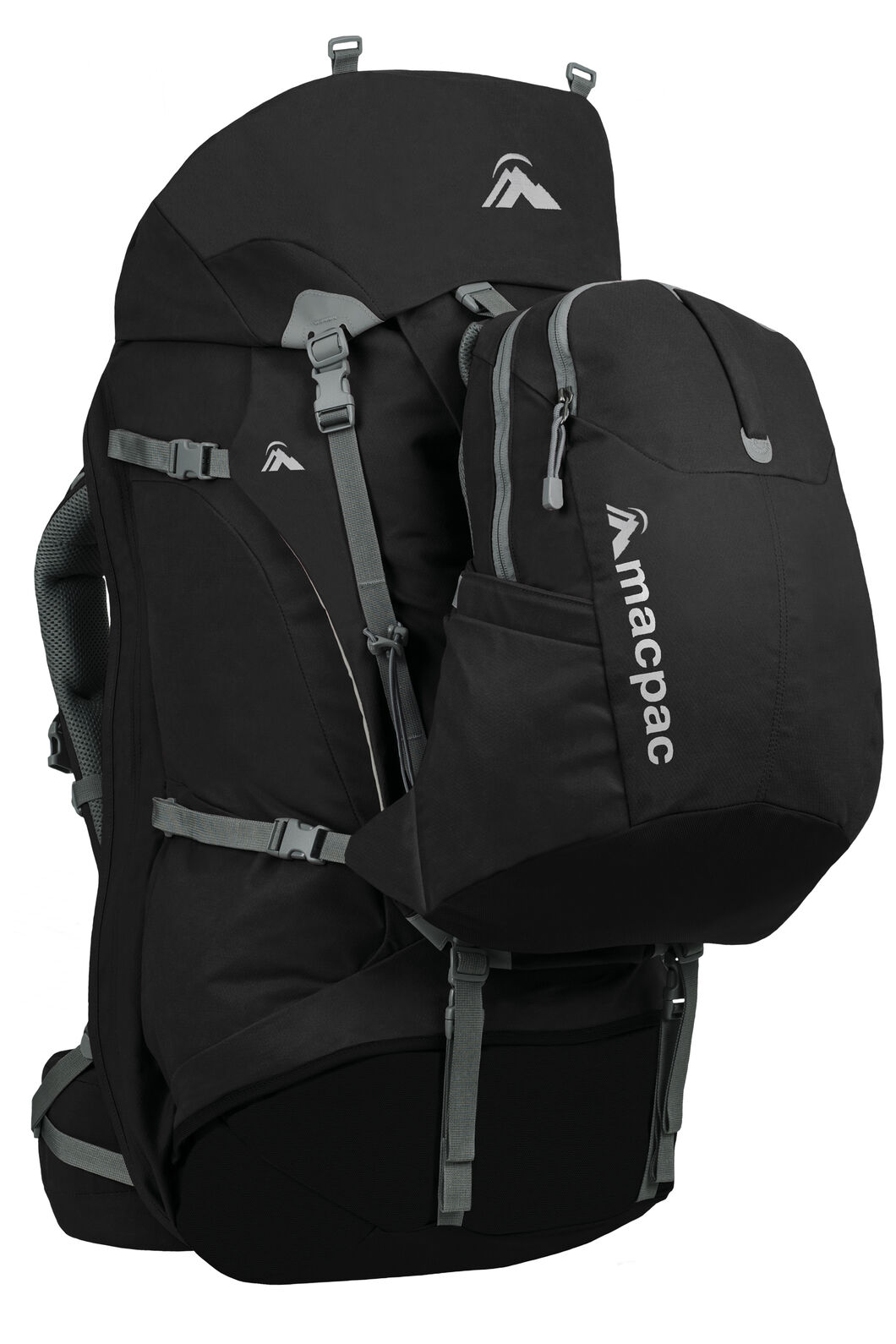 Genesis AzTec® 85L Travel Pack, Black, hi-res