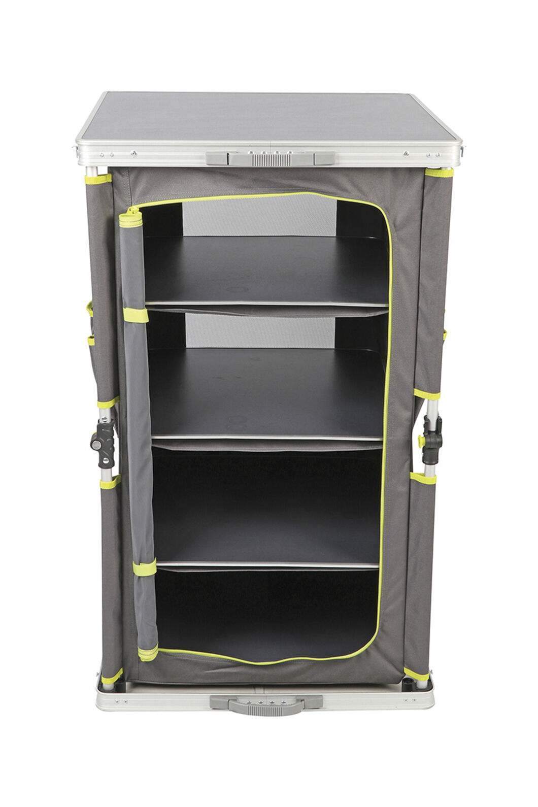 Wanderer Instant 4 Shelf Cupboard, None, hi-res