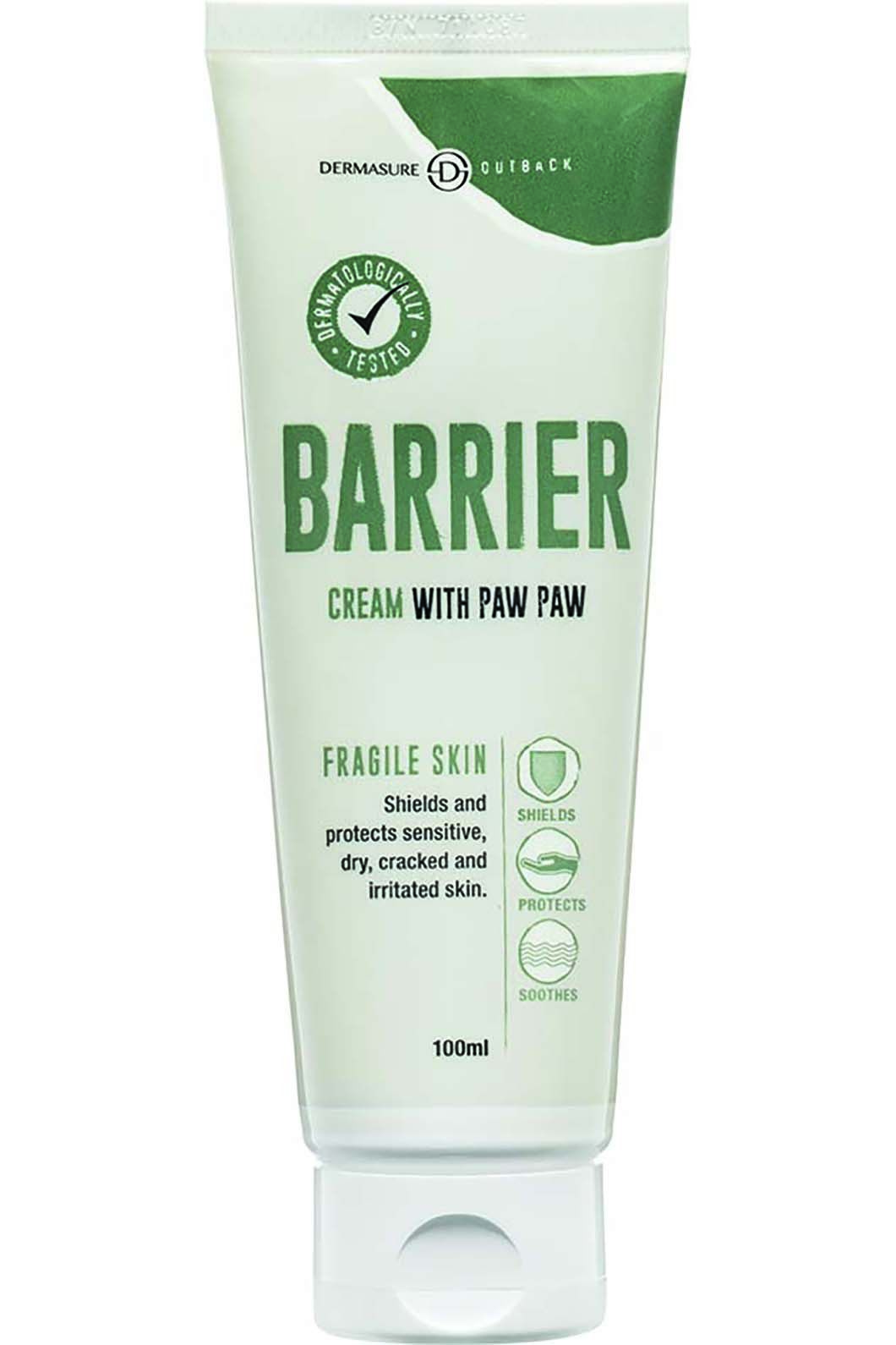 Dermasure Barrier Cream with Paw Paw, None, hi-res