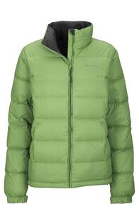Women's Halo Down Jacket, Jade Green, hi-res