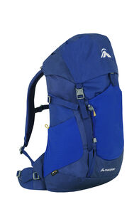 Macpac Torlesse 30L Junior Hiking Pack, Surf The Web, hi-res