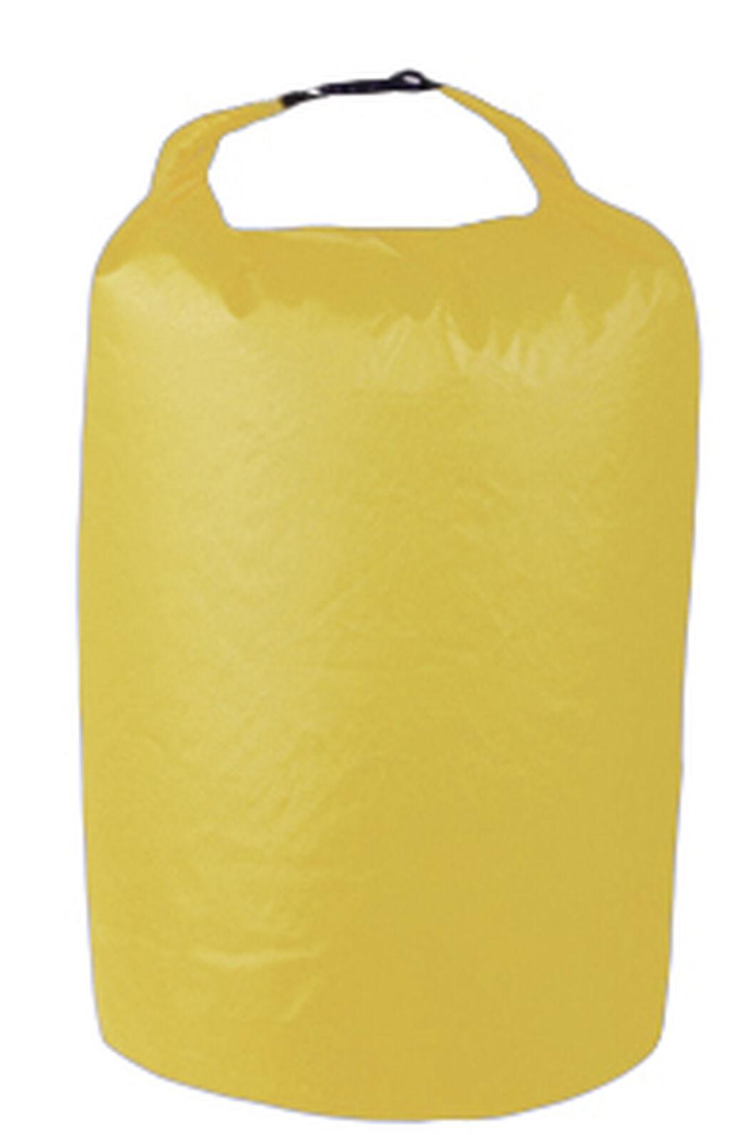Macpac Ultralight Dry Bag 10 L, Saffron, hi-res