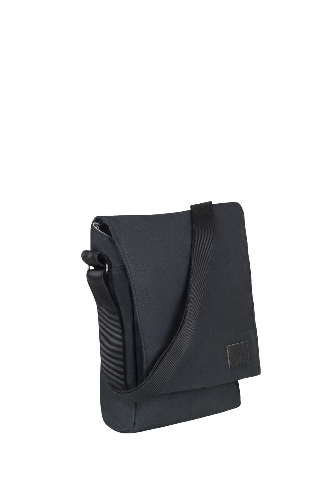 Macpac Rendezvous Satchel, Black, hi-res