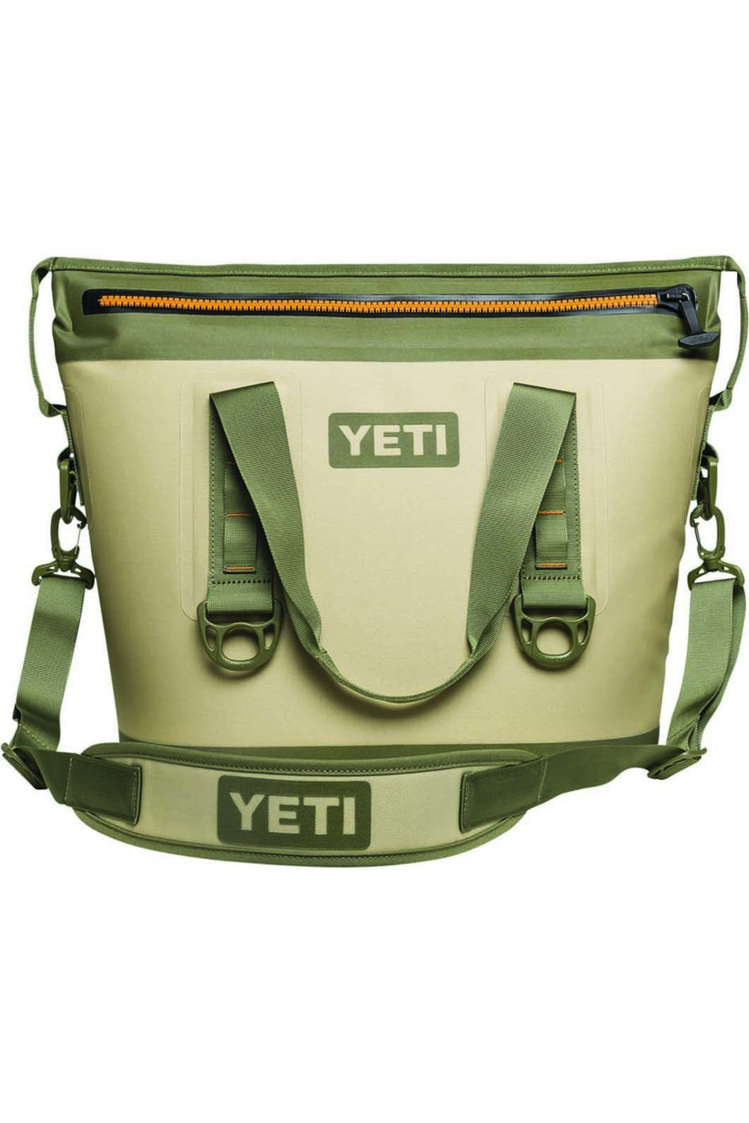 Yeti Hopper Two 20 Soft Cooler, Tan, hi-res