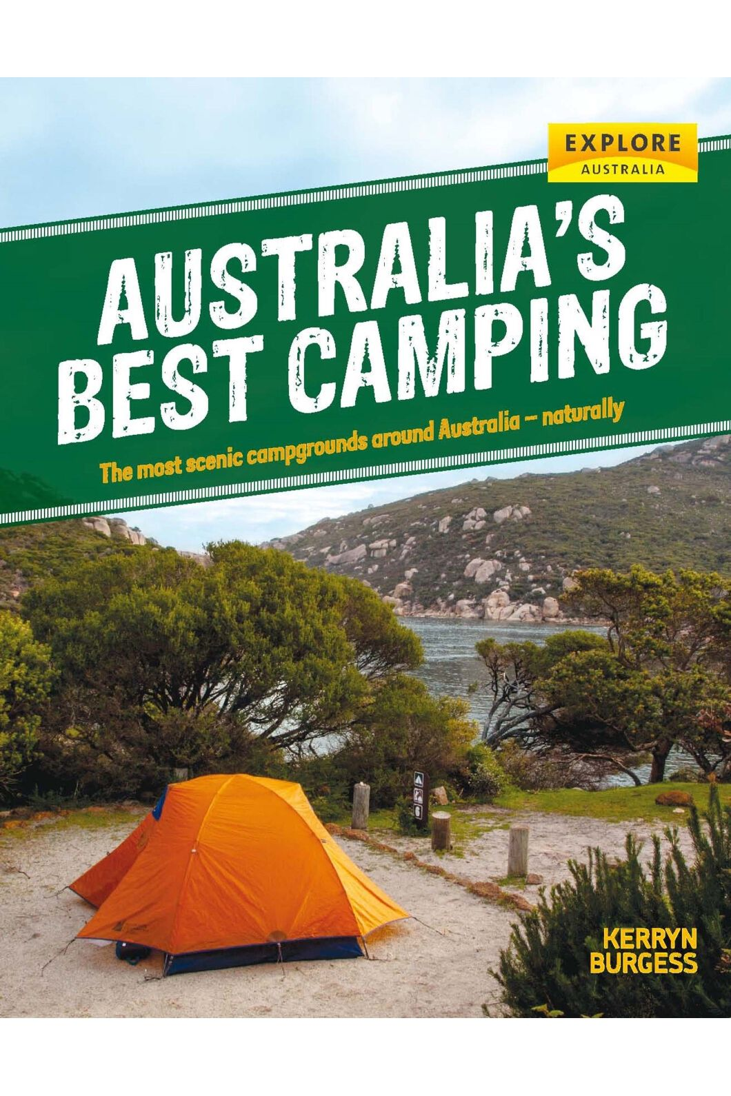 UBD Australia's Best Camping, None, hi-res