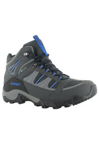 Hi-Tec Bryce Boots - Men's, Charcoal/Cobalt/Black, hi-res