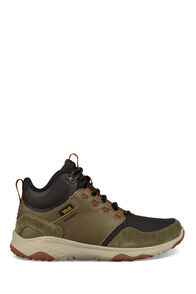 Teva Arrowood Venture WP Hiking Shoes — Men's, Dark Olive, hi-res