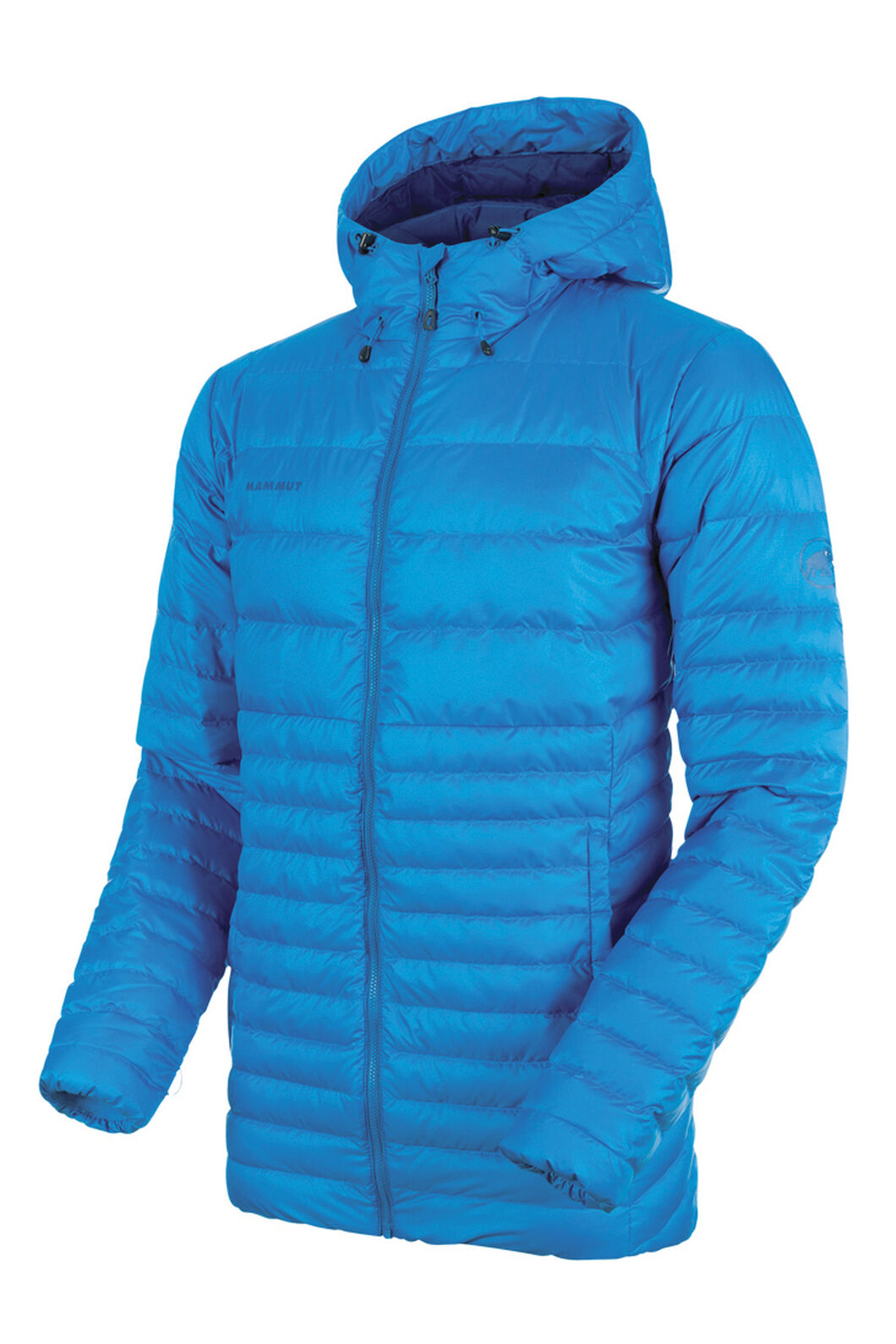 Mammut Convey Insulated Hooded Jacket - Men's, Imperial Blue, hi-res