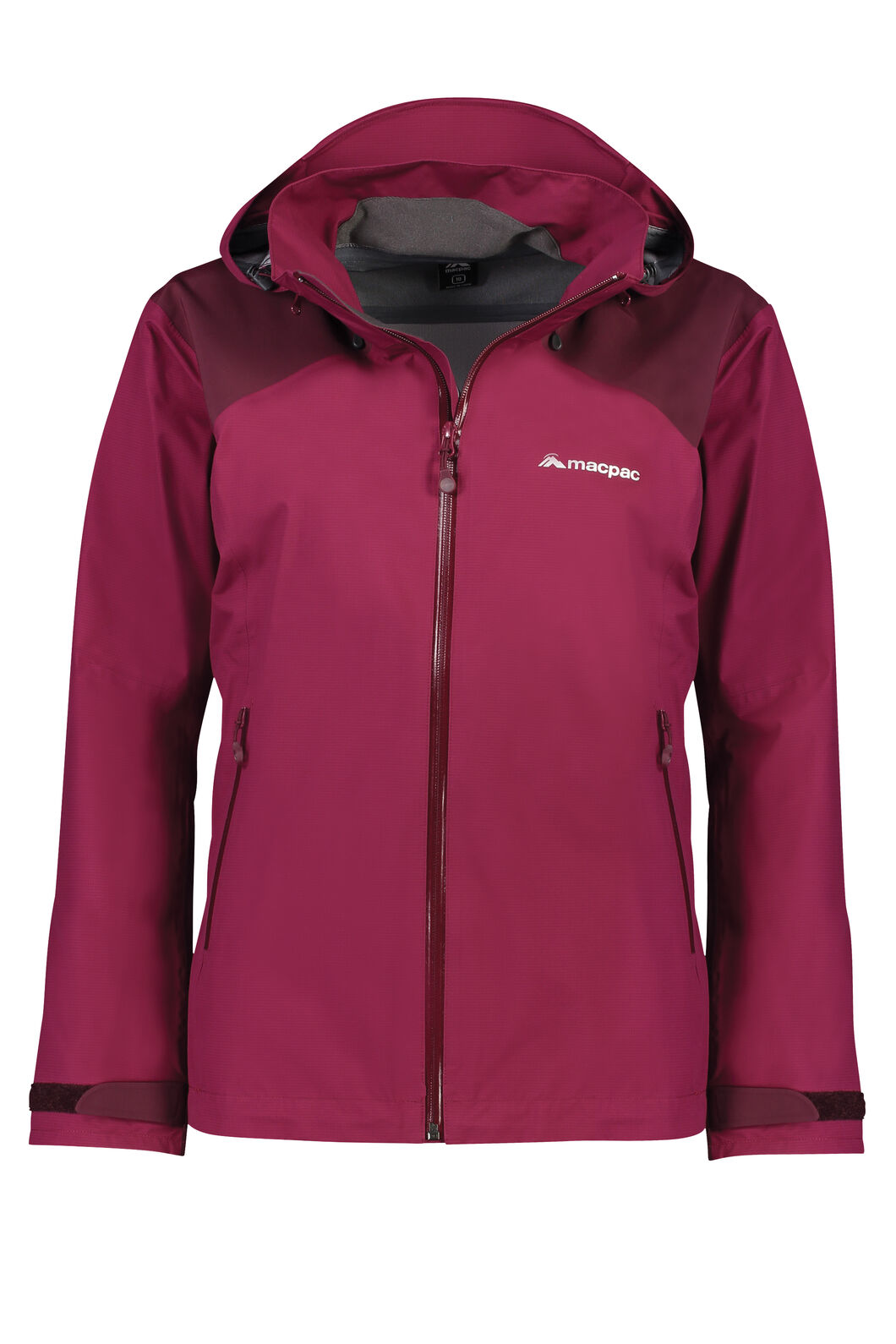 Traverse Pertex Shield® Rain Jacket - Women's, Beet Red, hi-res