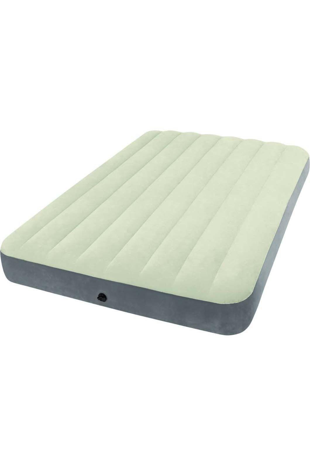 Intex Double Deluxe Dura-Beam Air Bed, None, hi-res