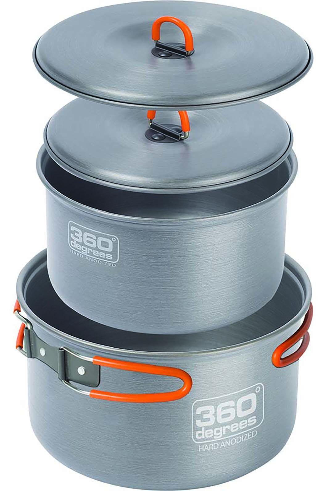 360 Degrees Furno X-Large Pot Set, None, hi-res