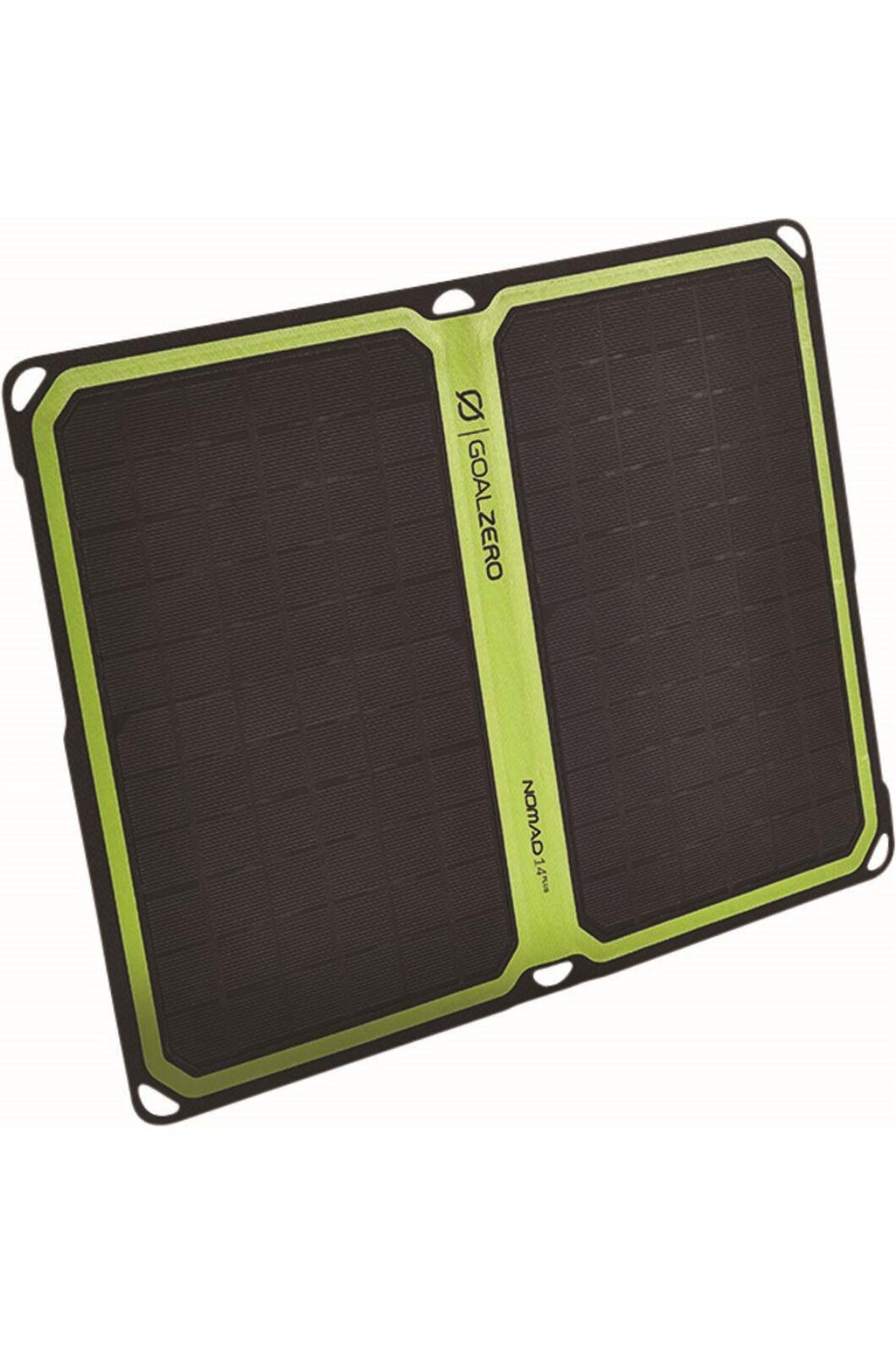Goal Zero Nomad 14 Plus Solar Panel, None, hi-res