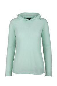 Macpac Nitro Polartec® Alpha® Pullover — Women's, Beach Glass, hi-res
