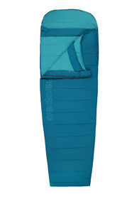 Macpac Roam 200 Sleeping Bag — Extra Large, Morrocan Blue/Larkspur, hi-res