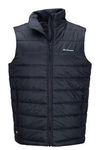 Macpac Sou'west PrimaLoft® Vest — Men's, Black, hi-res