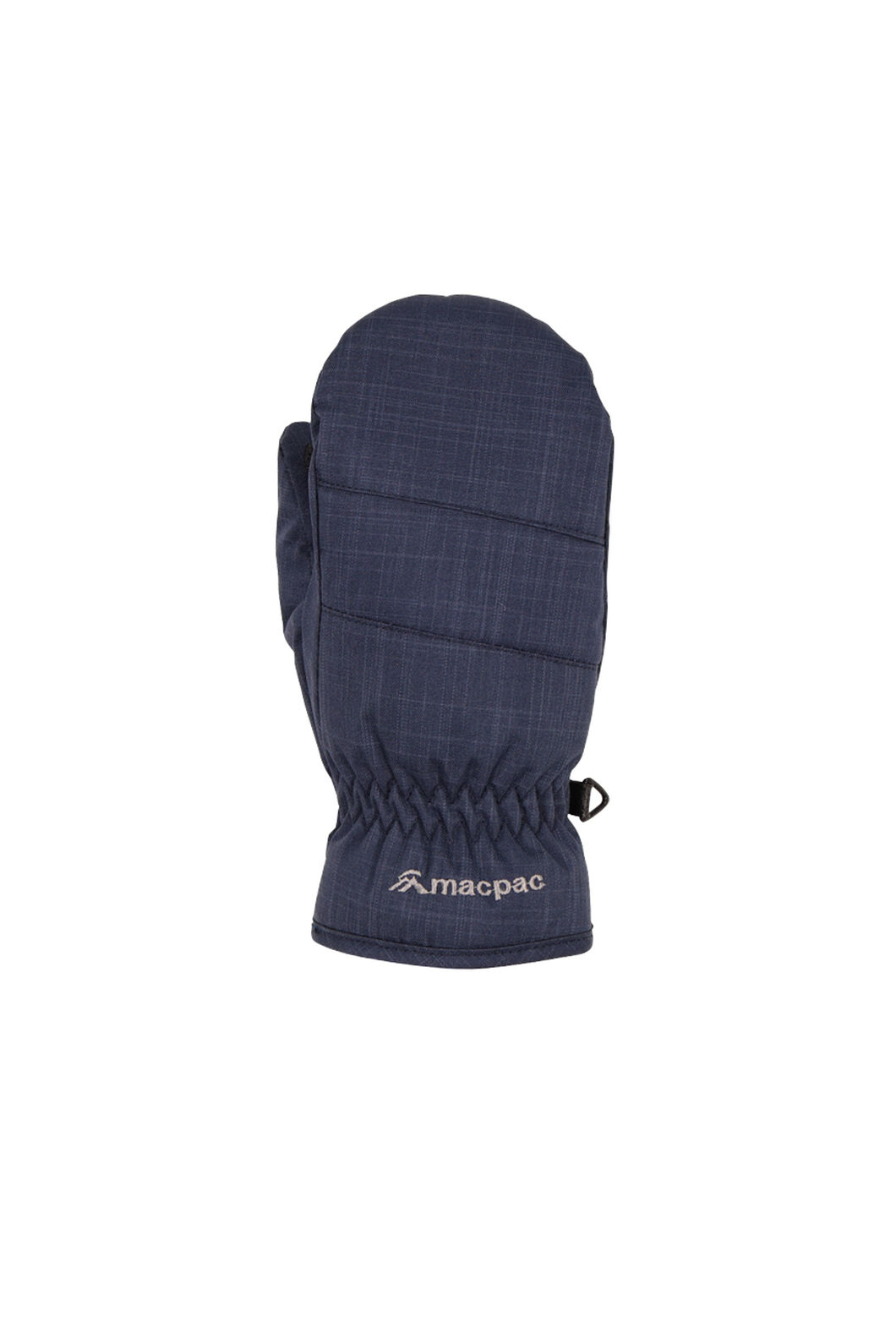 Macpac Mitts Kids', Black Iris, hi-res