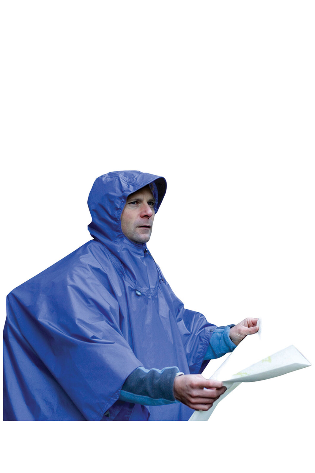 Sea to Summit Nylon Tarp Poncho, None, hi-res