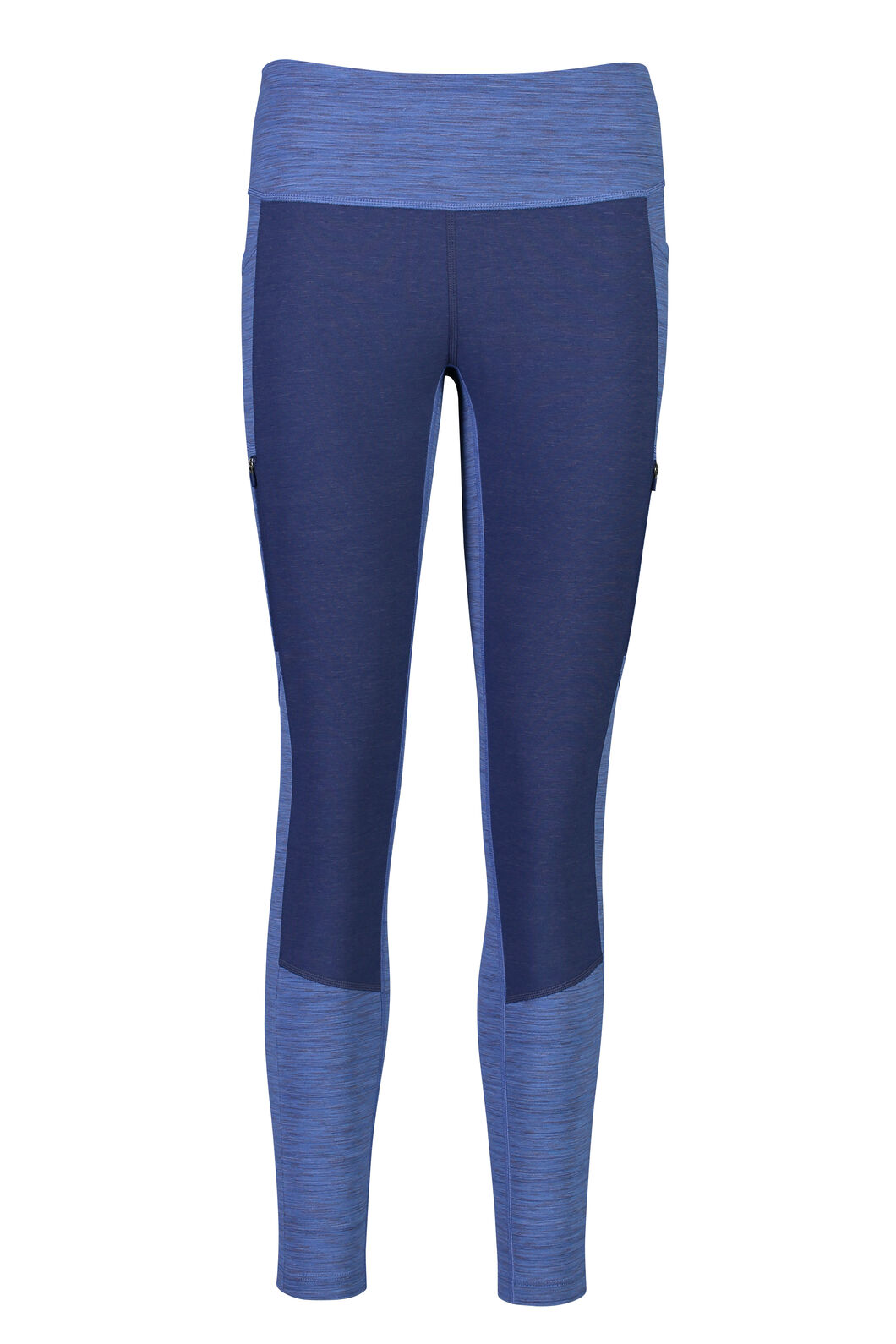 There and Back Tights -Women's, Medieval Blue, hi-res