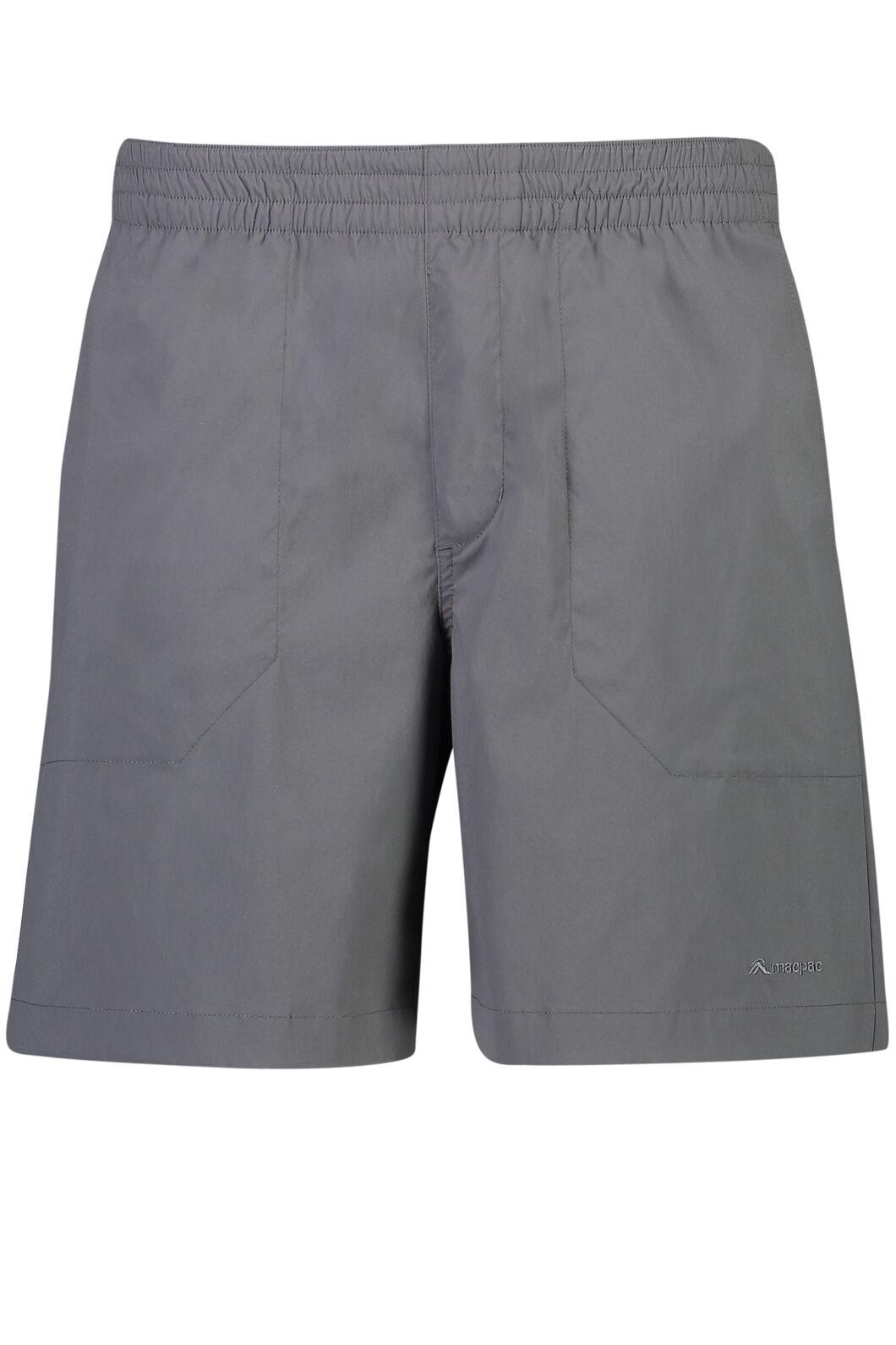 Macpac Rockover Shorts - Men's, Asphalt, hi-res