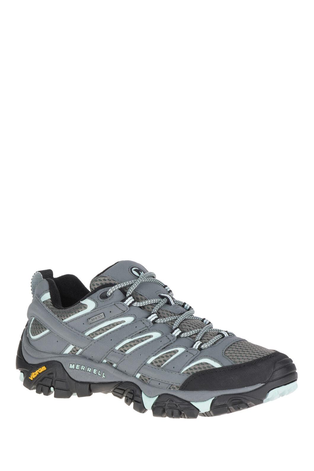 Merrell Moab 2 GTX Hiking Shoes — Women's, Sedona Sage, hi-res