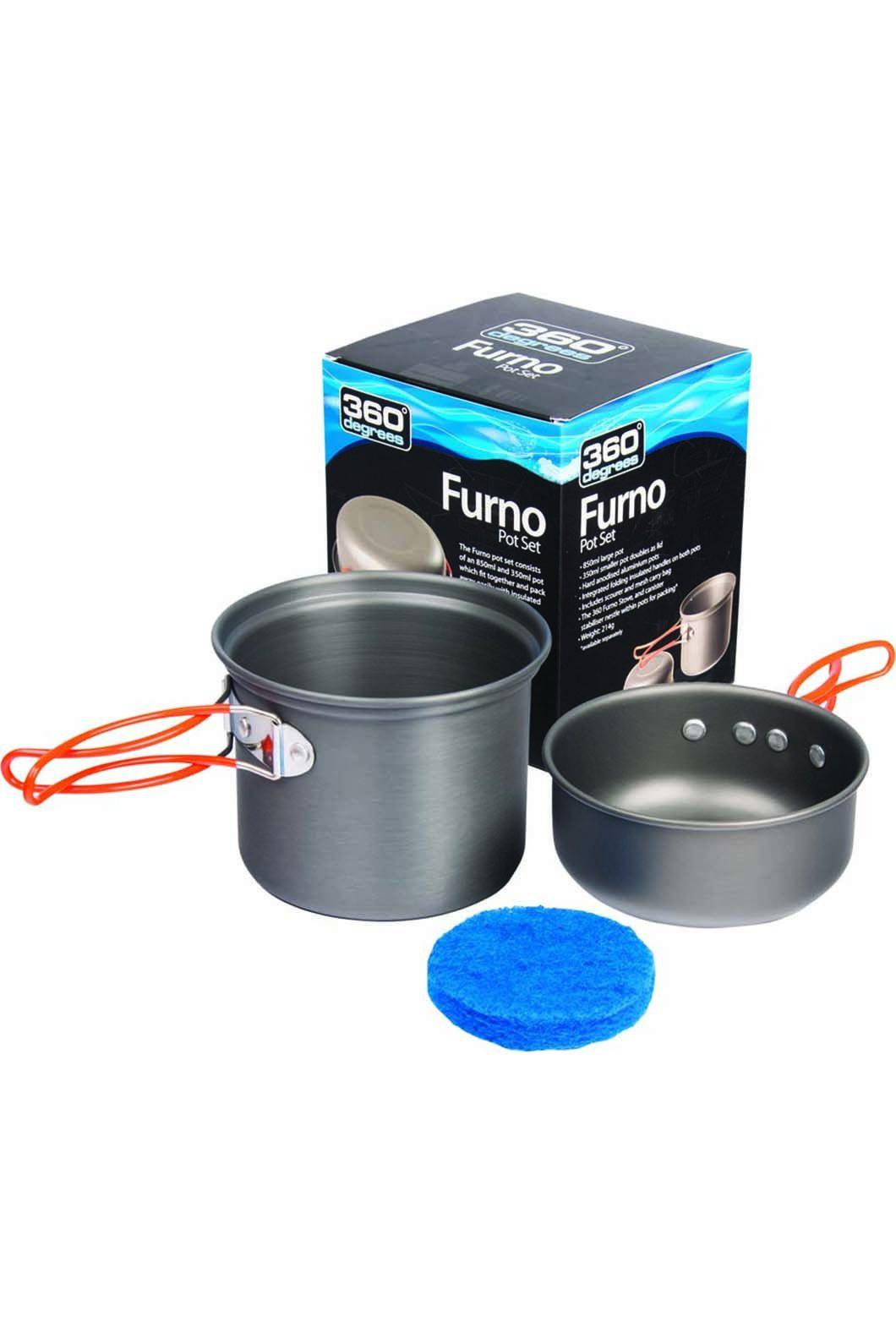 360 Degrees Furno Pot Cooking Set, None, hi-res