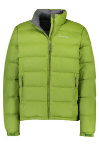 Halo Down Jacket - Men's, Cedar Green, hi-res