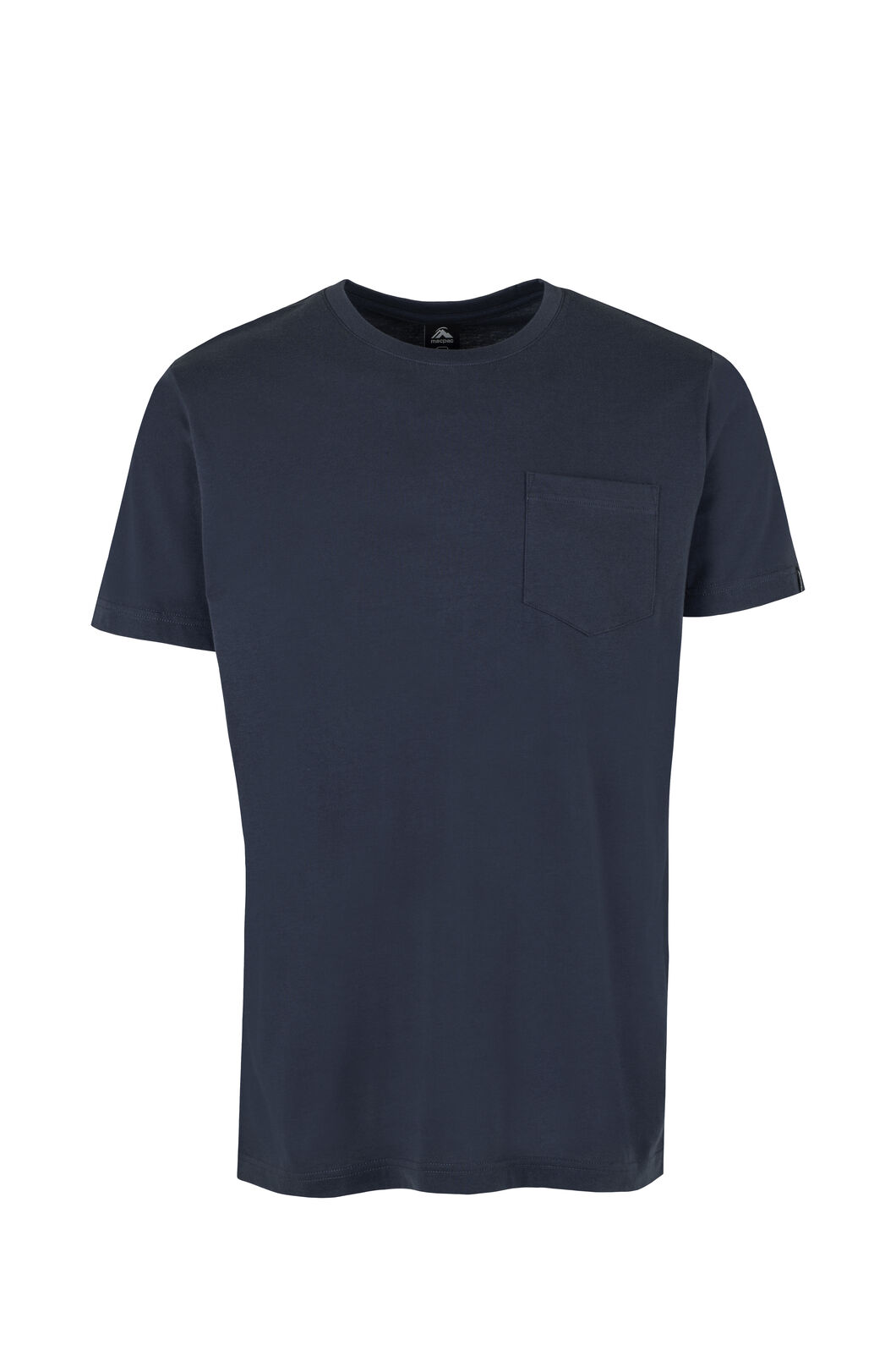 Macpac Pocket Organic Tee — Men's, Mood Indigo, hi-res