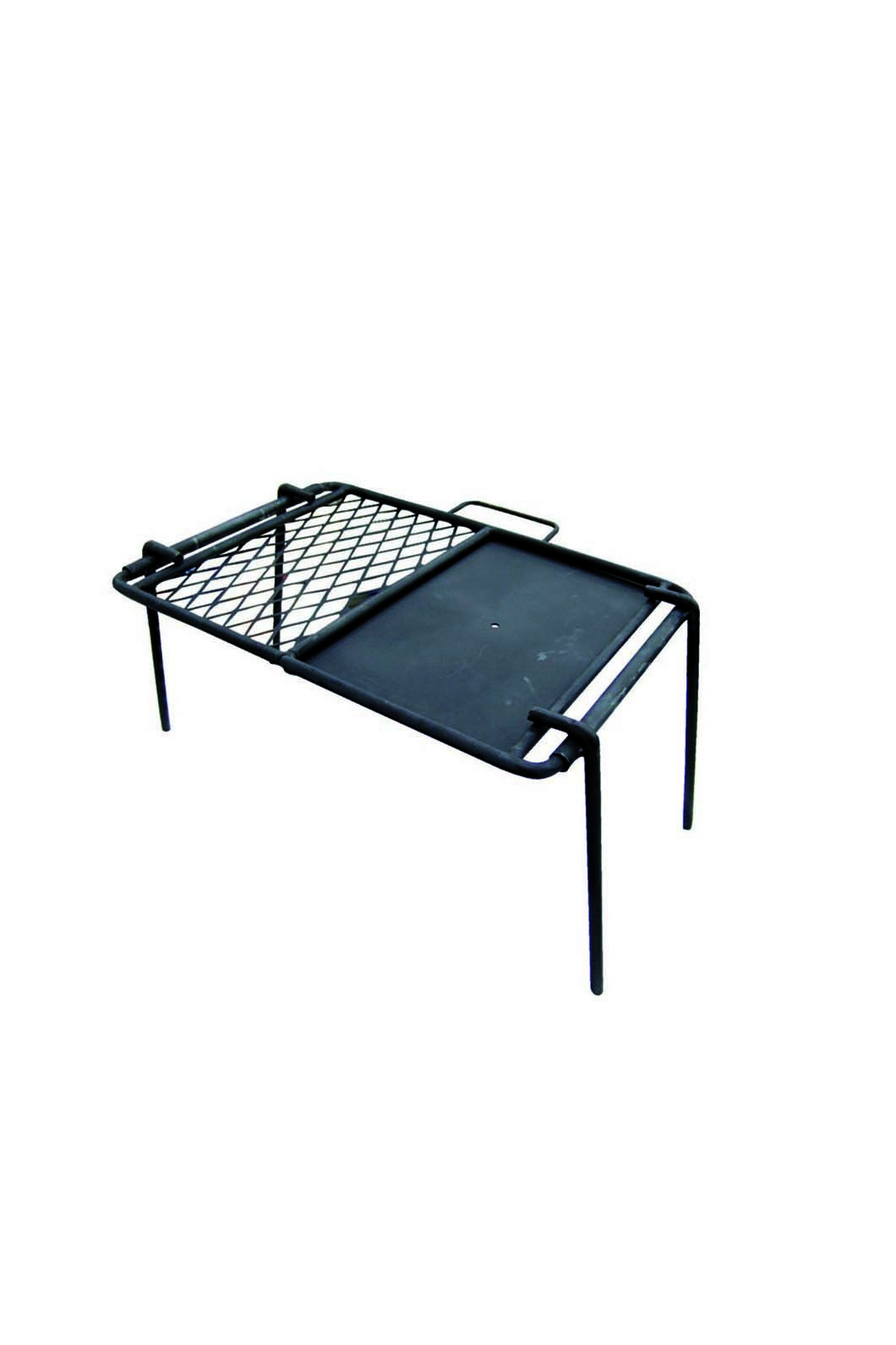Campfire Mesh Grill and Flat Plate Combo 43x33cm, None, hi-res